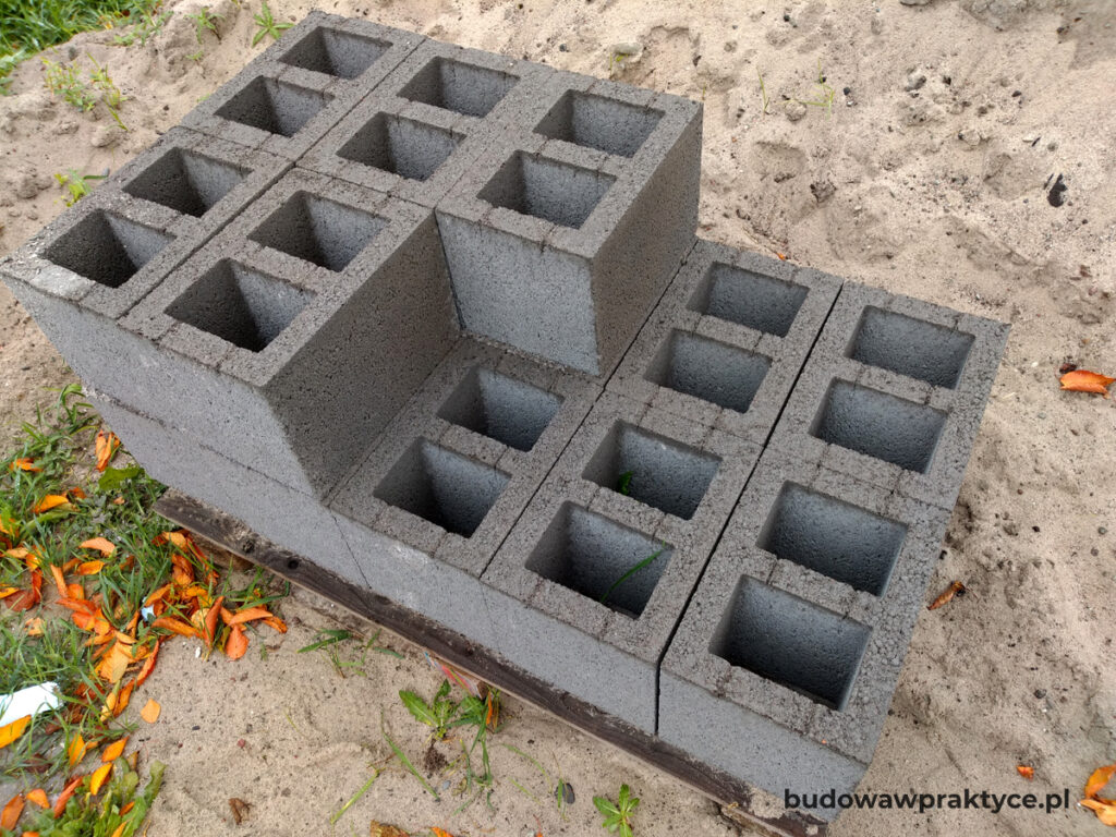 pustaki wentylacyjne z betonu lekkiego