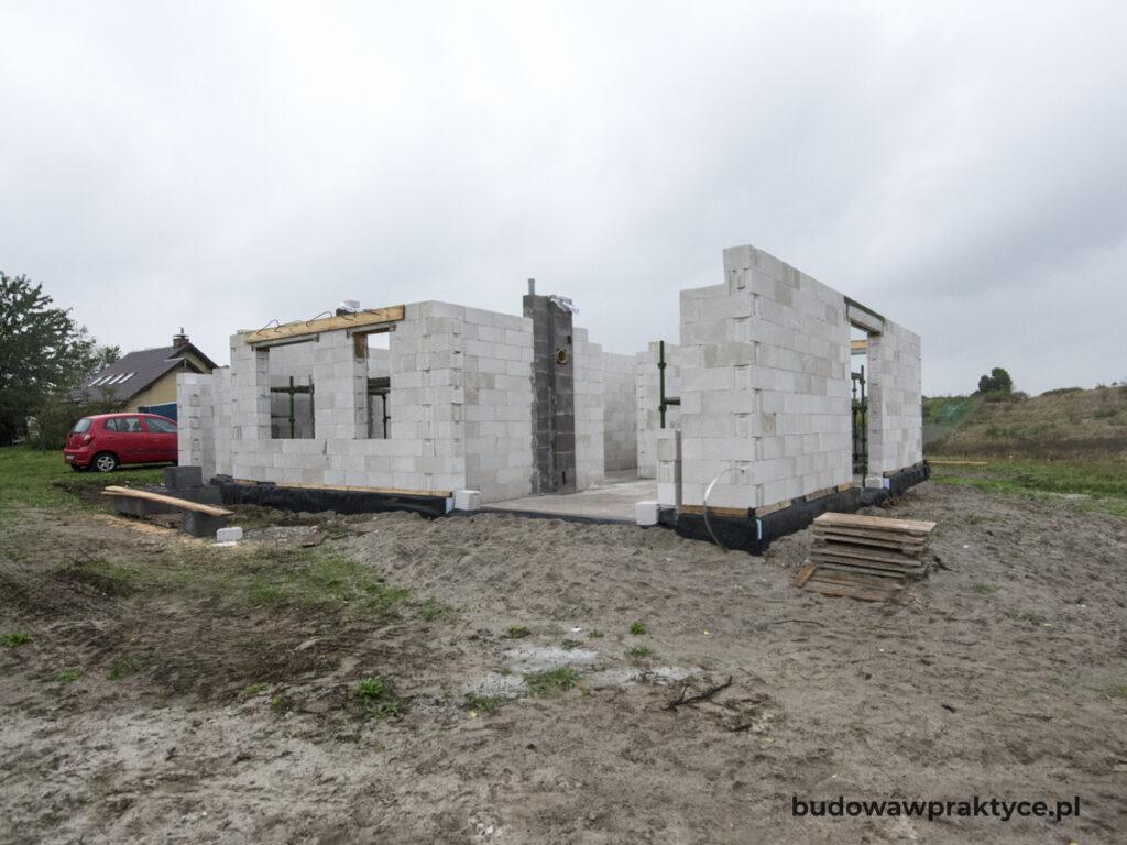 porządek na budowie